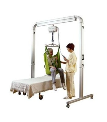 Overhead Patient Lifts | Ceiling Mounted Patient Lift