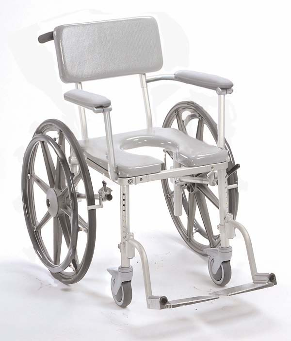 Bath Commode Chair Systems   Livewellmedical.com