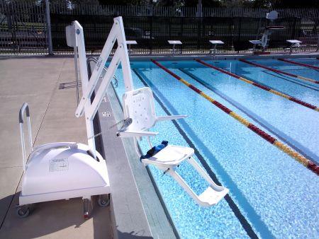 Pool Pal Portable Aquatic Lift Ada Compliant