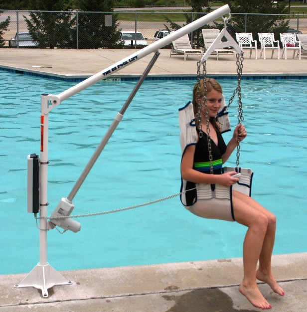 Pool Lifts, Handicap Pool Lift