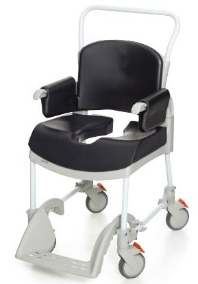 a79b94591bc Bath - Commode   Etac Clean Comfort Shower Commode Chair