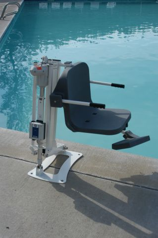 pool chair lifts. pro pool lift™ (ada compliant) chair lifts